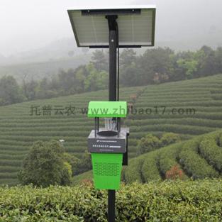 联网风吸式茶园杀虫灯